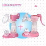 hello kitty breast pumps