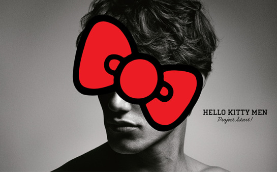hello Kitty brand for men